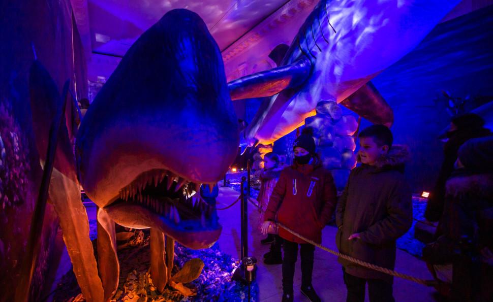 Виставка «Динозаври морських глибин»
