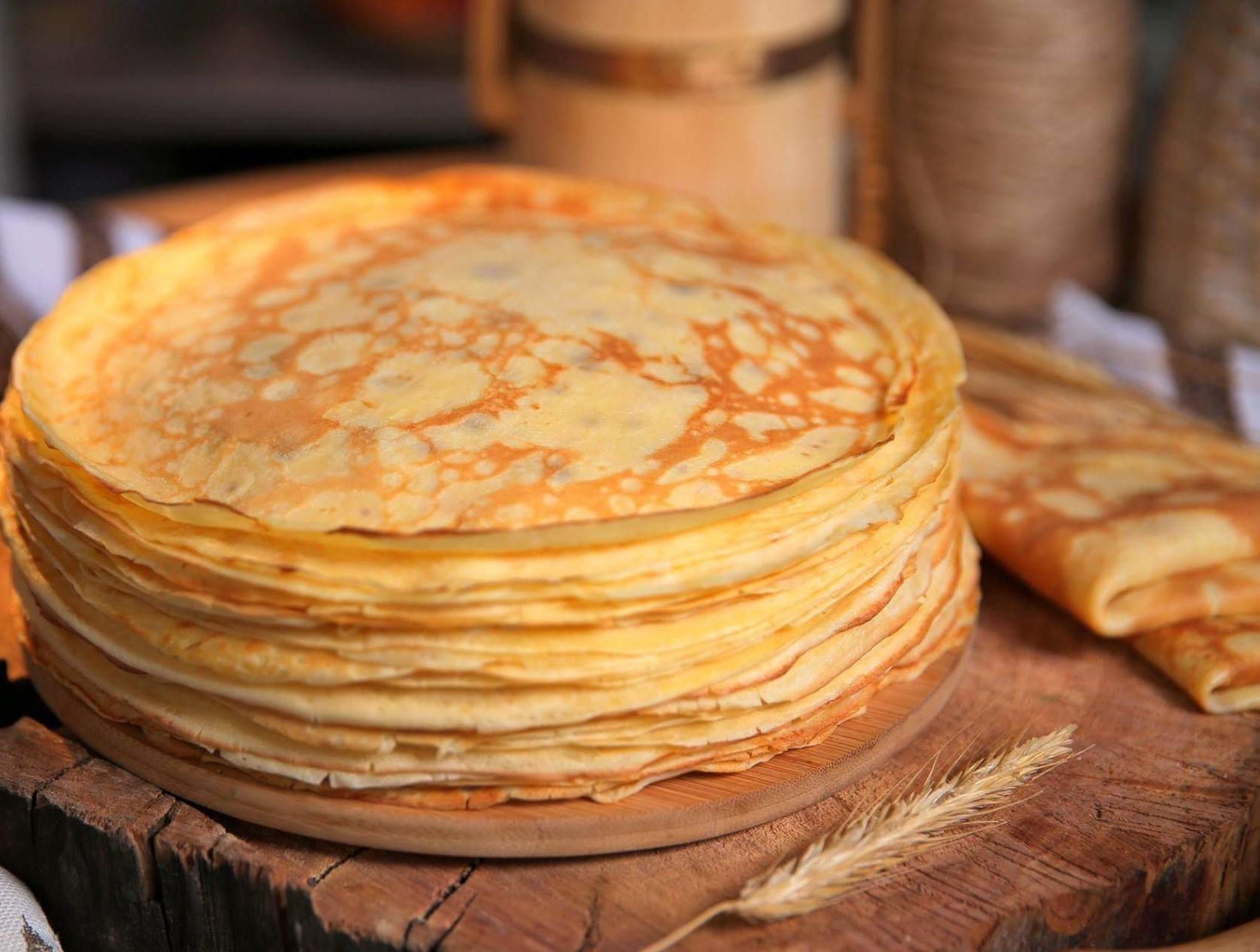 Зіркові гості Запальної Масляної поділилися рецептами млинців