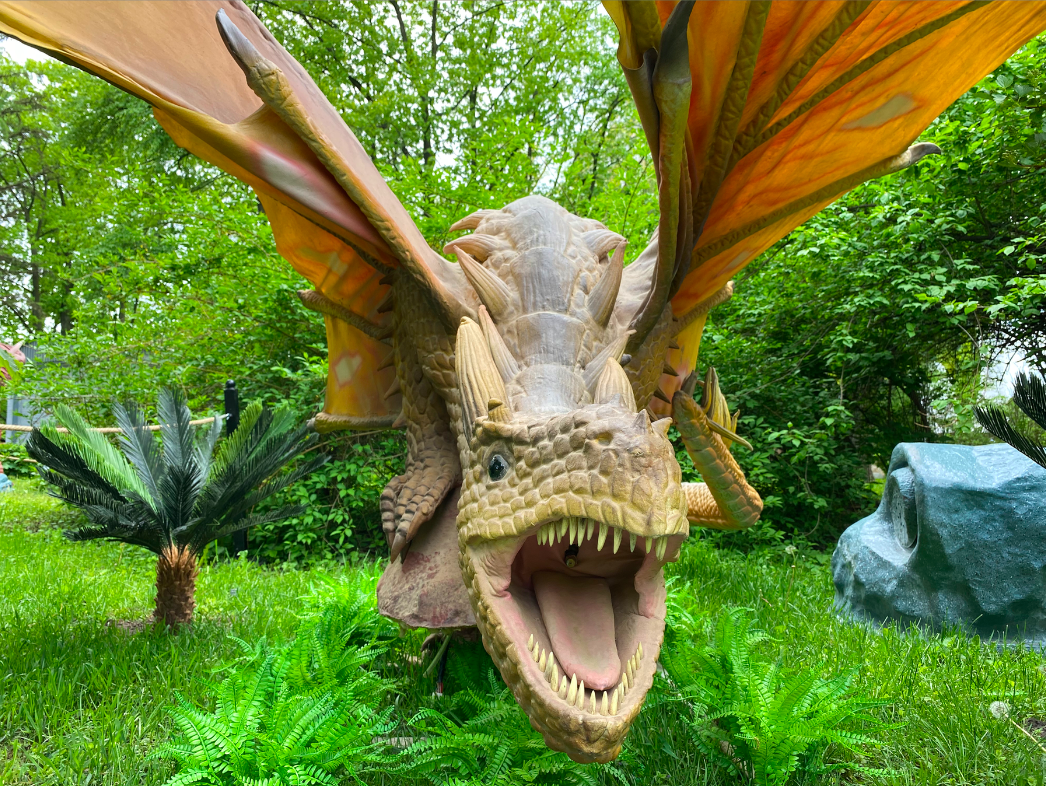 Парк «Живих драконів і чарівних дерев»