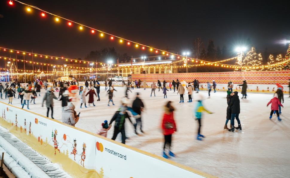 Три дні передноворічних веселощів у Зимовій Країні на ВДНГ
