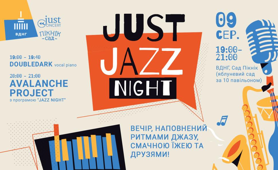 Just Jazz Night