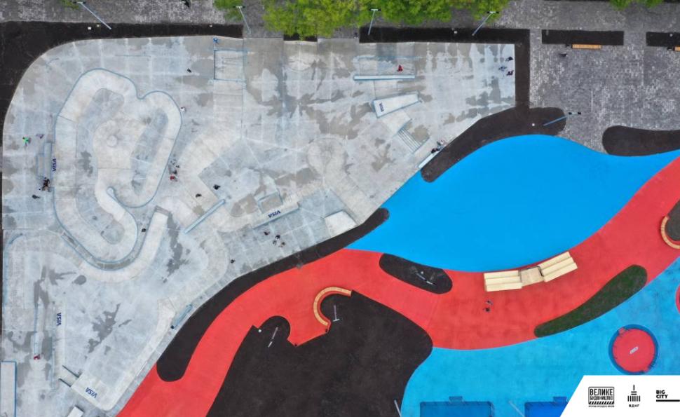 Урбан-парк на ВДНГ: які локації доступні для відвідування