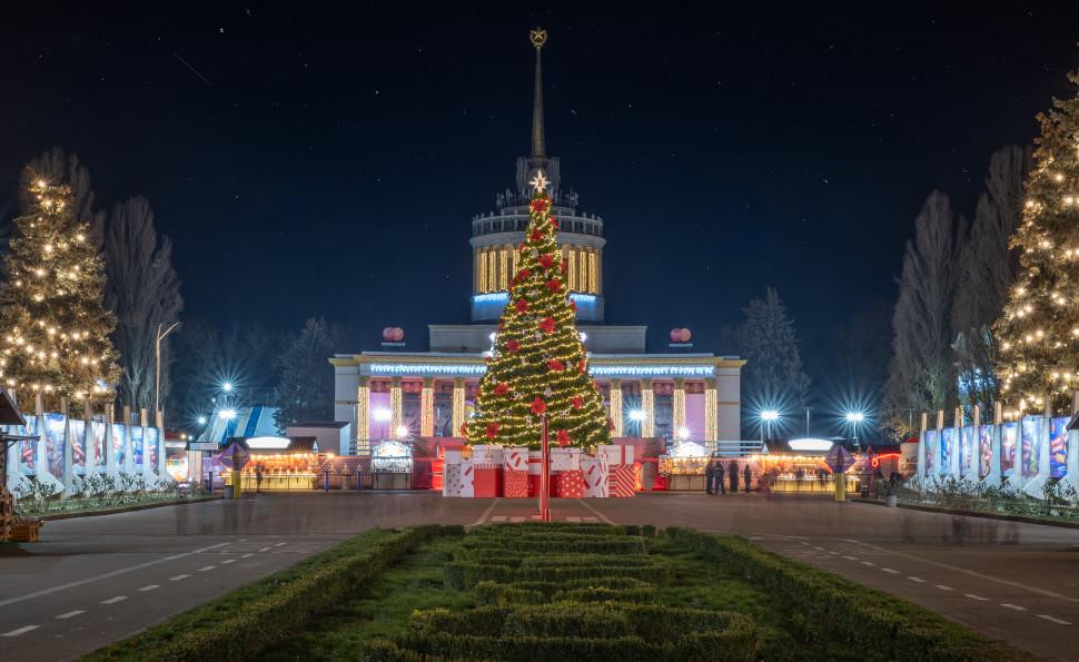 «Зимова країна на ВДНГ» знову об'єднає містян та гостей столиці