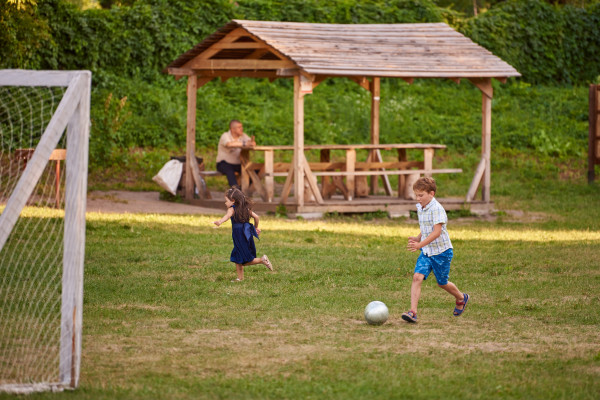 Зона BBQ: Sport Family Park