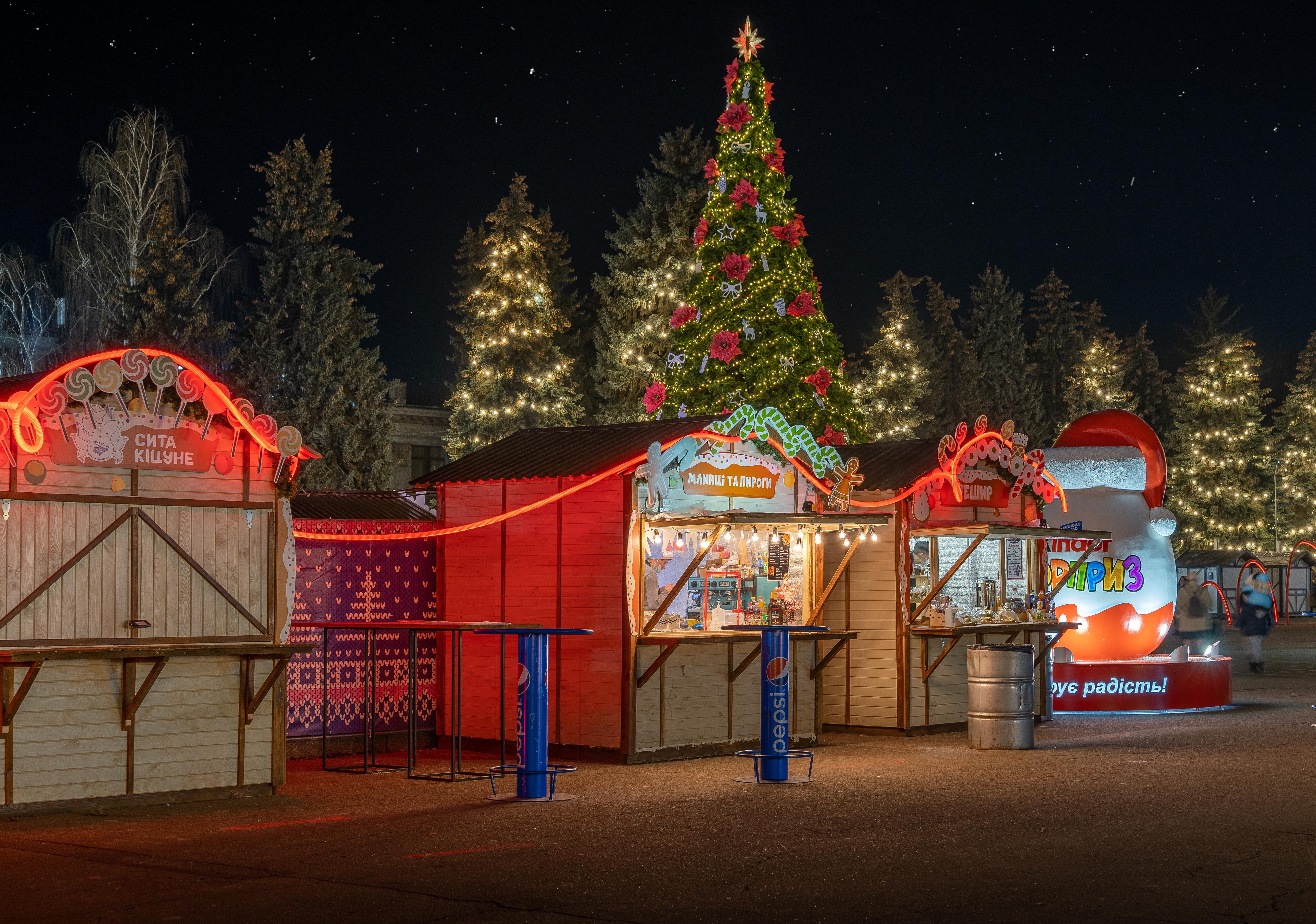 Запрошуємо на відкриття «Зимової країни» 12 та 13 грудня!