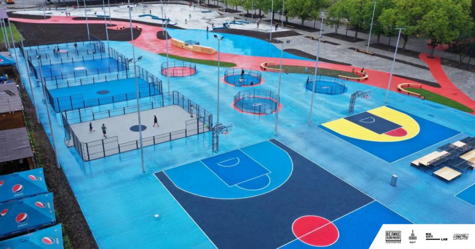 Урбан-парк на ВДНГ: які локації доступні для відвідування — ВДНГ