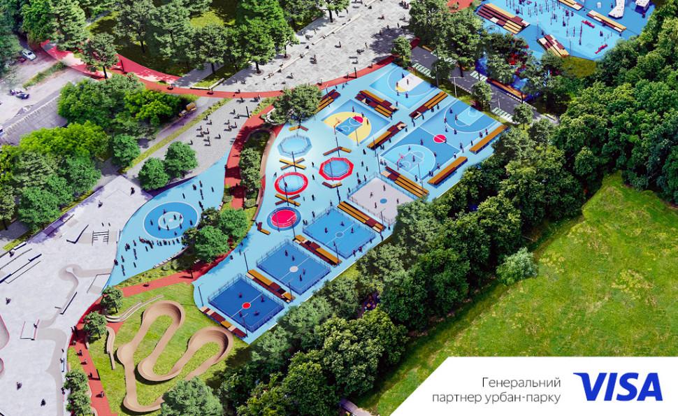 Урбан-парк на ВДНГ відкриють 26 серпня