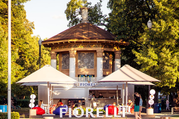 Лаунж-бар Fiorelli