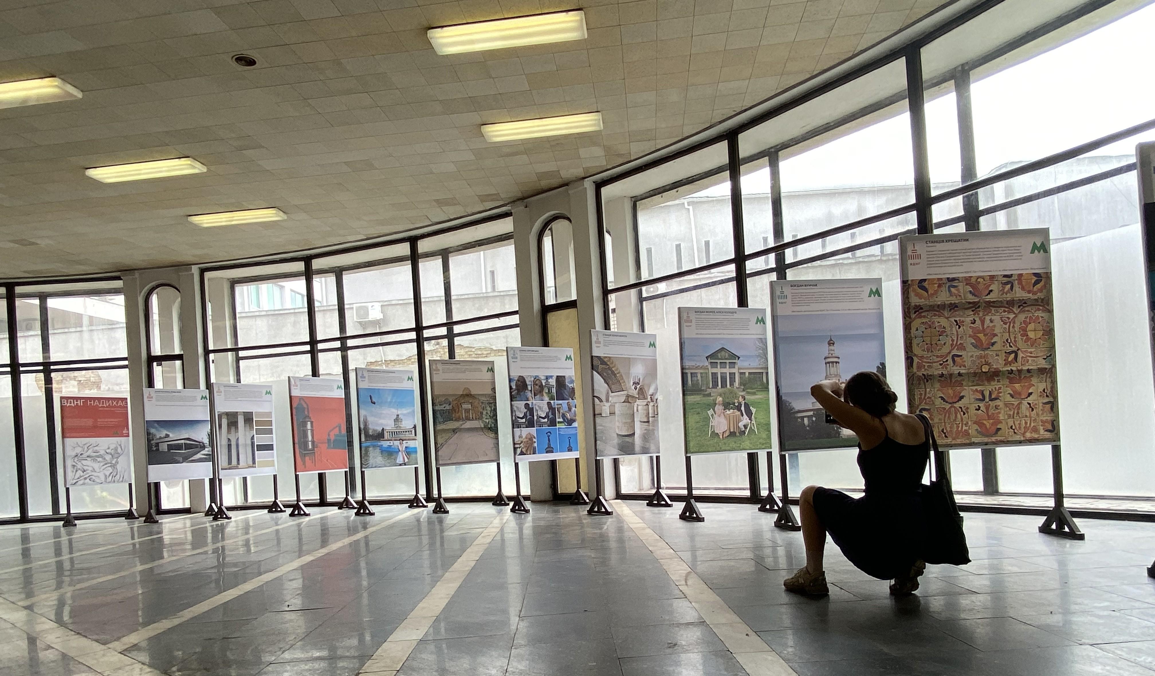 Сучасні художники переосмислили архітектуру міста
