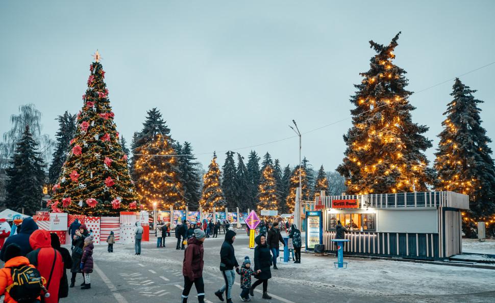 «Зимова країна на ВДНГ»: гід святковими розвагами та локаціями