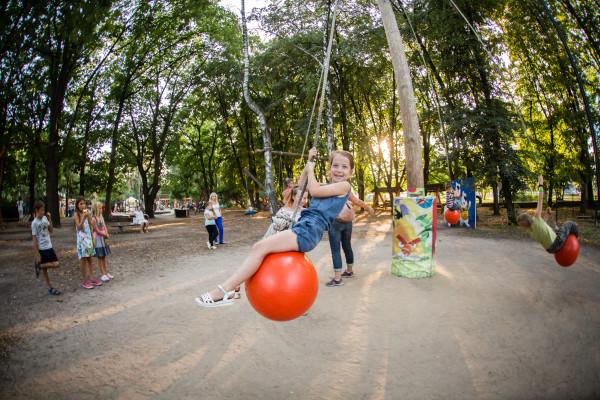 Family park KACHELI