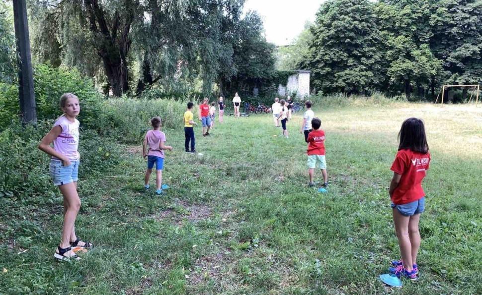 Дитячий табір на ВДНГ OLENISKI