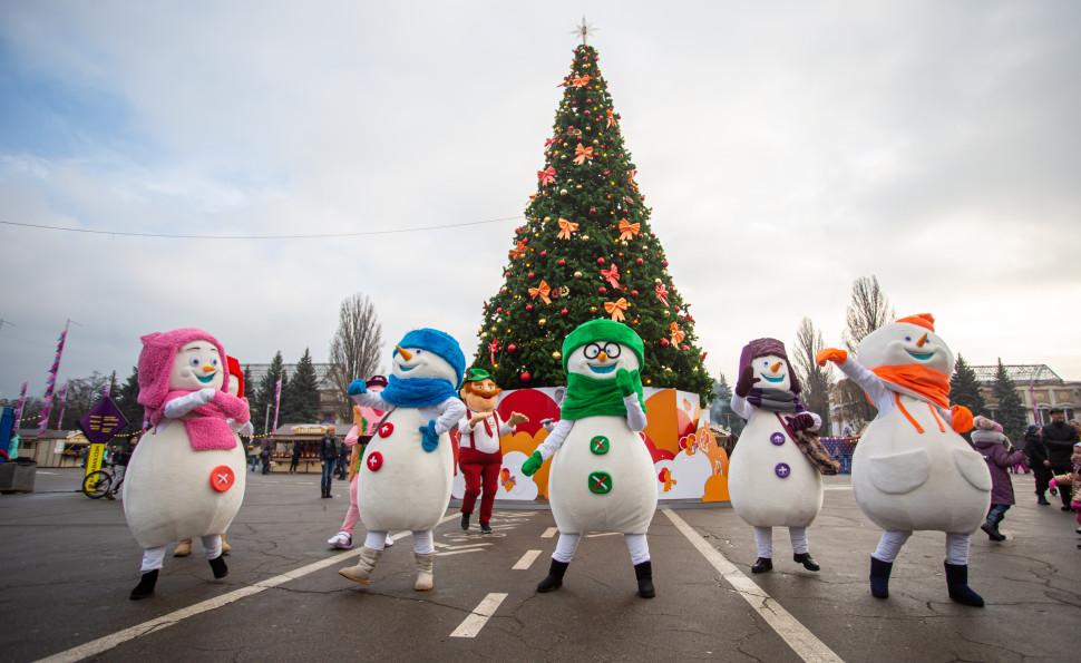 Понад мільйон українців проводили зиму на ВДНГ!