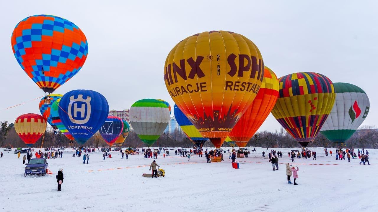 Фестиваль повітряних куль «Монгольф'єрія» на ВДНГ