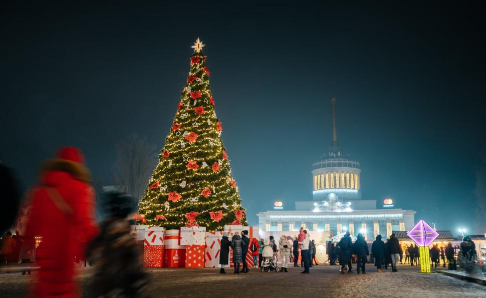 Святкова програма на 25, 26 та 27 грудня!